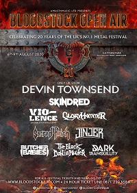 FESTIVAL NEWS: Devin Townsend confirmed as first Bloodstock 2020 headliner