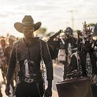 Artwork for 'Brutal Africa - The Heavy Metal Cowboys of Botswana'