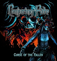 Conjuring Fate – 'Curse Of The Fallen' (Pure Steel)