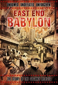 Artwork for East End Babylon by The Cockney Rejects