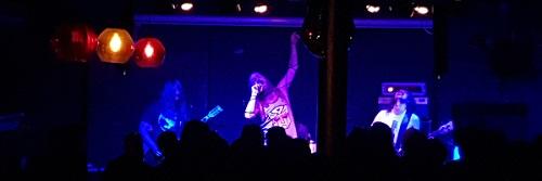 Gurt live at the Macbeth, London