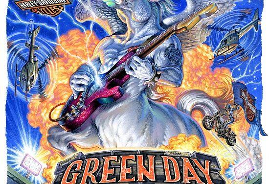 TOUR NEWS: Green Day announce 'Hella Mega' stadium dates