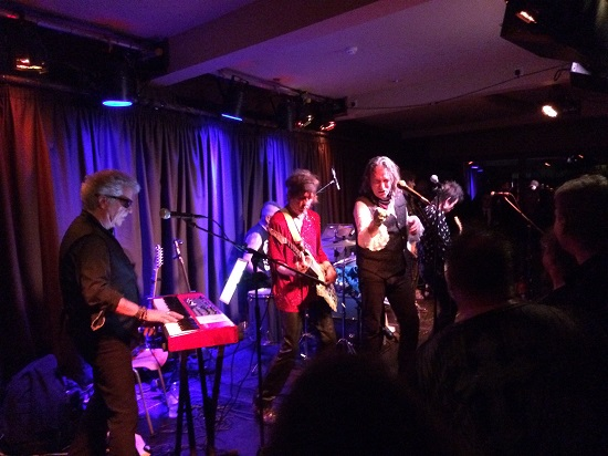 The Hollywood Brats live at Nell's Jazz & Blues