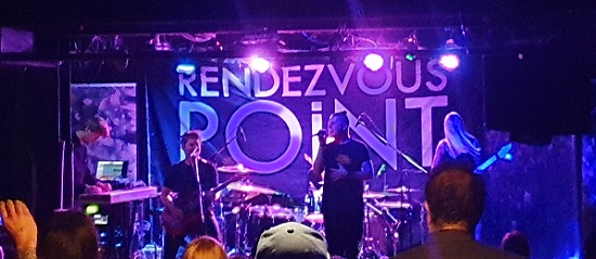 Rendezvous Point at Rebellion, Manchester, 8 September 2019
