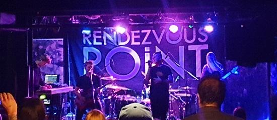 Rendezvous Point at Rebellion, Manchester, 8 September 2019