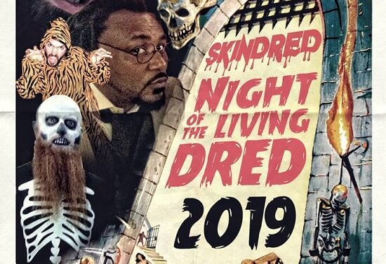 GIG NEWS: Skindred announce hat-trick of spooktacular Halloween shows