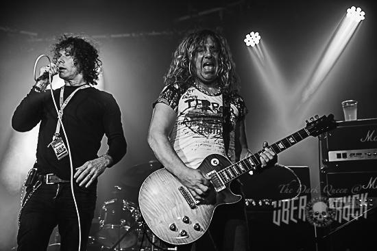 The Jokers at the Limelight 2, Belfast, 25 September 2019