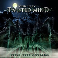 Artwork for Into The Asylum by John Harv's Twisted Mind