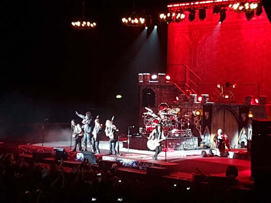 Alice Cooper live at the Manchester Arena, 4 October 2019