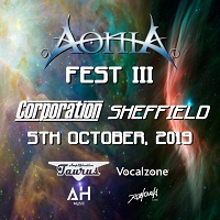 Flyer for AoniaFest III