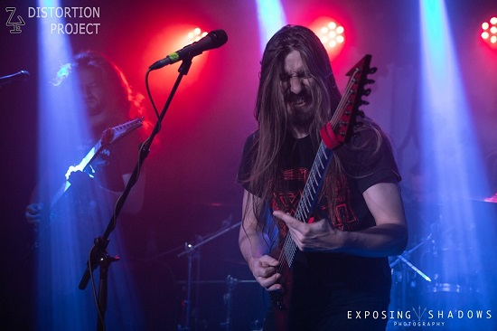 Bloodshot Dawn/Rupturation/Becomes Astral – Belfast, The Speakeasy – 11 October 2019