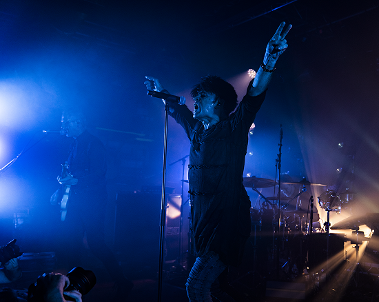 Gary Numan at O2 Academy, Liverpool, 30 September 2019
