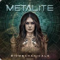 Artwork for Biomechanicals by Metalite