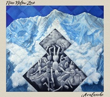 Nine Below Zero – 'Avalanche' (Zed Records)