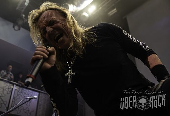 Pretty Maids singer Ronnie Atkins diagnosed with cancer