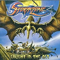 Artwork for Caught In The Act by Stormzone