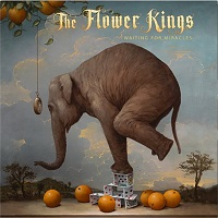 Artwork for Waiting For Miracles by The Flower Kings