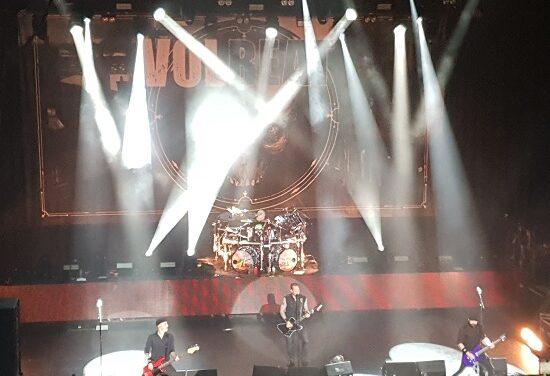 Volbeat/Baroness/Danko Jones – Manchester, O2 Apollo – 1 October 2019
