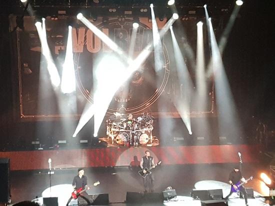 Volbeat at O2 Apollo, Manchester, 1 October 2019
