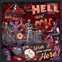 Artwork for Sent From Hell by Avalanche