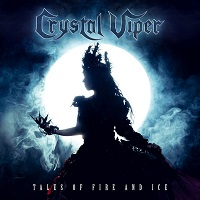 Artwork for Tales Of Fire And Ice by Crystal Viper