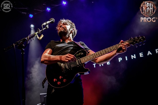 The Pineapple Thief at HRH Prog VIII