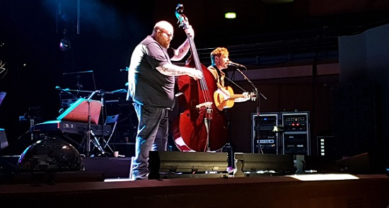 Harry Pane at Bridgewater Hall, Manchester, 4 November 2019