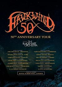 Hawkwind/The Blackheart Orchestra – Manchester, Albert Hall – 15 November 2019
