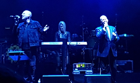 Heaven 17 at the Liverpool Philharmonic Hall, November 2019