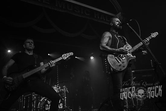 Kris Barras Band – Belfast, Empire Music Hall – 30 October 2019