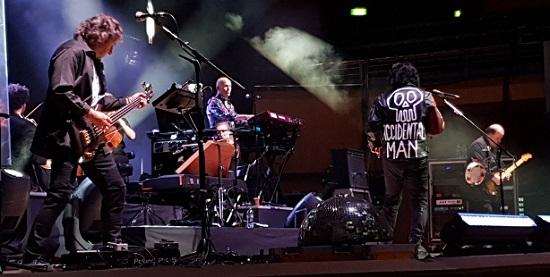 Marillion at Bridgewater Hall, Manchester, 4 November 2019