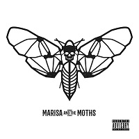 Artwork for the self-titled debut album by Marisa And The Moths