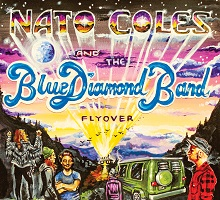 Artwork for Flyover by Nato Coles And The Blue Diamonds