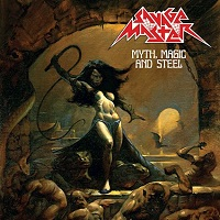 Artwork for Myth Magic And Steel by Savage Master