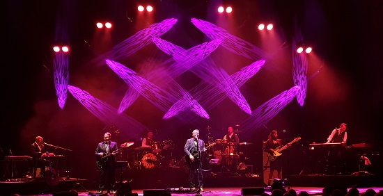 Squeeze at the Liverpool Philharmonic Hall, November 2019