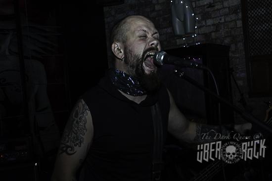 Cursed Sun/Words That Burn/Spirit Ruiner/Gravepath – Belfast, Love & Death – 15 November 2019