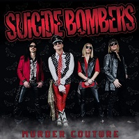Artwork for Murder Couture by Suicide Bombers