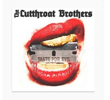 Artwork for Taste For Evil by The Cutthroat Brothers