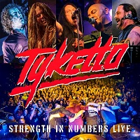 Artwork for Strength In Numbers Live by Tyketto