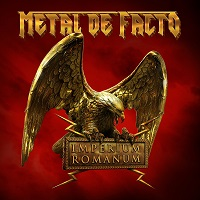 Artwork for 'Imperium Romanum' by Metal de Facto