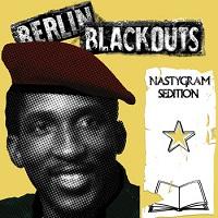 Artwork for Nastygram Sedition by Berlin Blackouts
