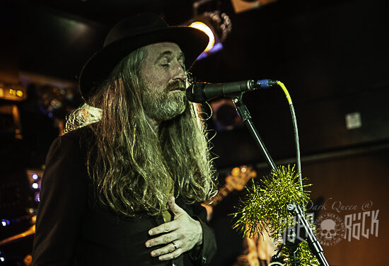Cormac Neeson & The Unholy Gospel Band – Ahoghill, Diamond Rock Club – 7 December 2019
