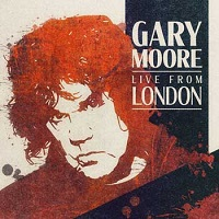 Artwork for Live From London by Gary Moore