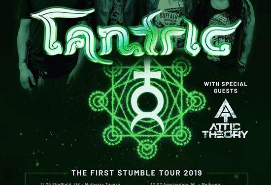 Tantric/Attic Theory/Rothschild – Sheffield, Mulberry Tavern – 29 November 2019