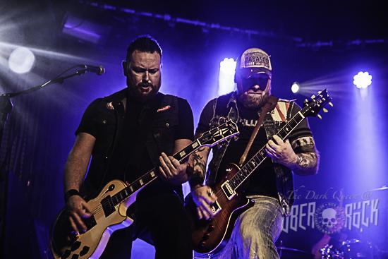 Trucker Diablo - Limelight, Belfast, 30 November 2019 - 1