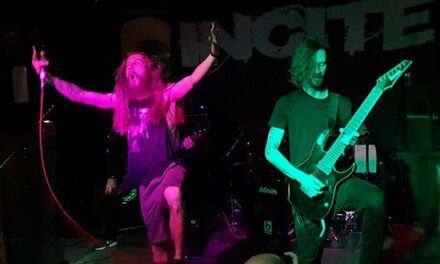 Incite/Sworn Amongst/Death Remains/Deified – Manchester, Star And Garter – 17 January 2020