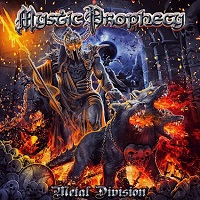 Artwork for Metal Division by Mystic Prophecy