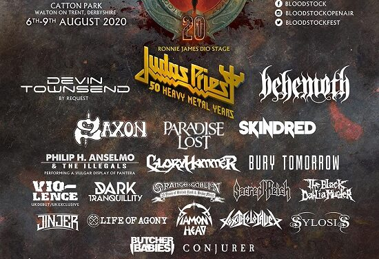 FESTIVAL NEWS: Bloodstock announce seven more bands