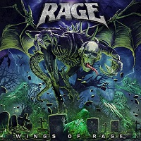 Artwork for Wings Of Rage by Rage