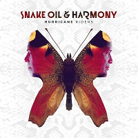 Artwork for Hurricane Riders by Snake Oil & Harmony